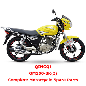 QINGQI QM150-3K I Complete Motorcycle Spare Parts