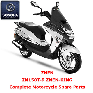 Znen ZN150T-9 ZNEN-KING Complete Scooter Spare Part