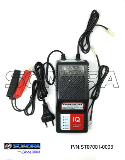 12V Smart Battery Driver Lead Acid(P/N:ST07001-0003) top quality
