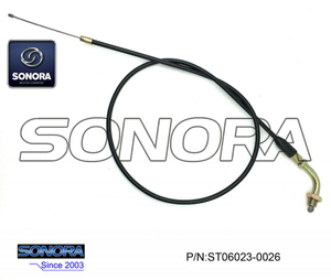 Jincheng Scooter Knight Throttle Cable Assembly(P/N:ST06023-0026) top quality