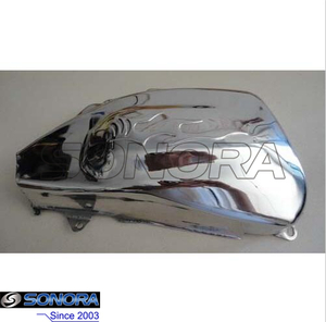 Honda PCX125 PCX150 Air Filter Chrome