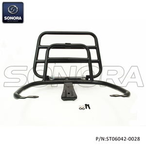 VESPA SPRINT Rear carrier-glossy black(P/N:ST06042-0028) top quality