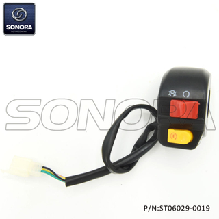 LONGJIA FORMULA RIGHT HANDLE SWITCH ASSY (P/N:ST06029-0019) Top Quality