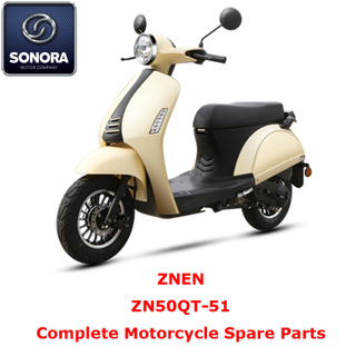 Znen ZN50QT-51 Complete Scooter Spare Part