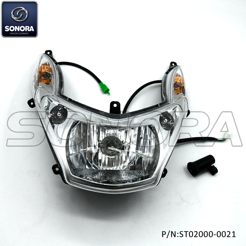 Peugeot Kissbee Headlight (P/N:ST02000-0021) Top Quality