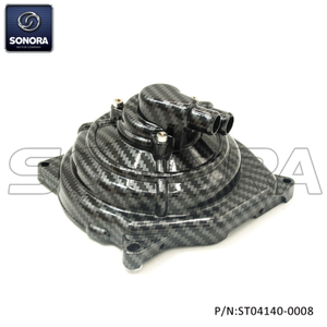 Nitro,Minarelli,Aerox,Sr50 Water pump carbon look(P/N:ST04140-0008)top quality