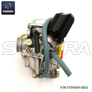 GY50 High quality Carburetor with Metal cap (P/N:ST04009-0001) Top Quality