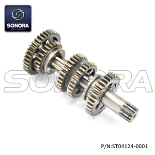 AM6 Transmission Assy (P/N:ST04124-0001) Top Quality