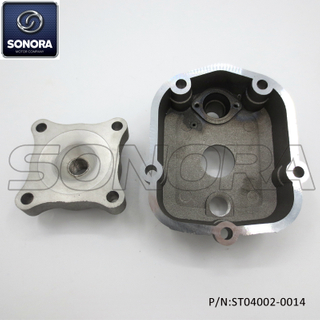 DERBI SENDA CYLINDER HEAD for 47MM cylinder (P/N:ST04002-0014) Top Quality