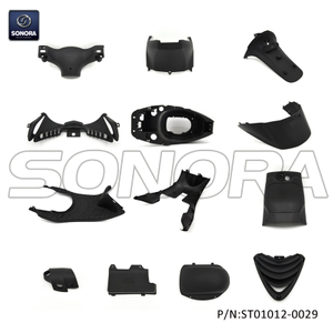 Piaggio ZIP full set PP fairing kit (P/N:ST01012-0029) Top Quality