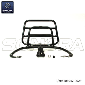 VESPA SPRINT Rear carrier-matt black(P/N:ST06042-0029) top quality