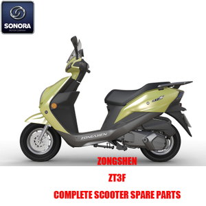 Zongshen ZT3F Complete Scooter Spare Parts Original Spare Parts