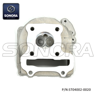 GY50 139QMAB Cylinder head with 69MM valve with EGR (P/N: ST04002-0020) Top Quality
