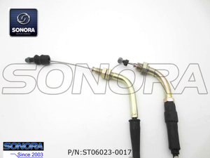 BT49QT-10 BAOTIAN Throttle cable assy.(P/N:ST06023-0017) top quality