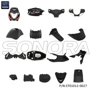 Piaggio ZIP full set fairing kit (P/N:ST01012-0027) Top Quality