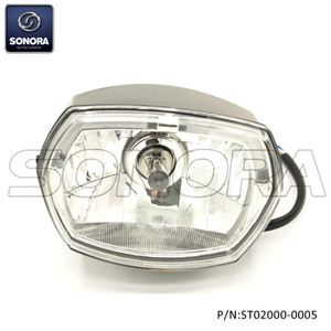 Scomadi Head light (P/N:ST02000-0005) Top Quality
