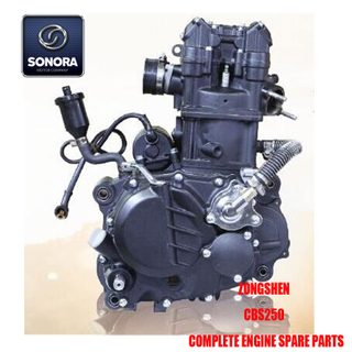Zongshen CBS250 Complete Engine Spare Parts Original Parts