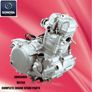 Zongshen NC250 Complete Engine Spare Parts Original Parts