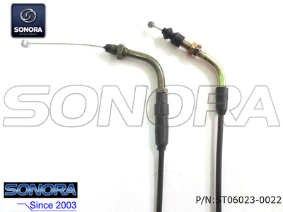 Wangye Scooter WY125T-23B Throttle cable assy.(P/N:ST06023-0022) top quality