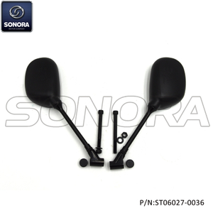 Mirror set for Peugeot Kisbee (P/N:ST06027-0036) Top Quality