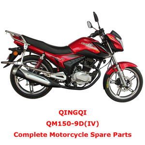 QINGQI QM150-9D IV Complete Motorcycle Spare Parts