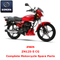 ZNEN ZN125-S CG Complete Motorcycle Spare Part