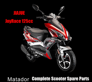 Jiajue Matador125 Scooter Parts Complete Scooter Parts