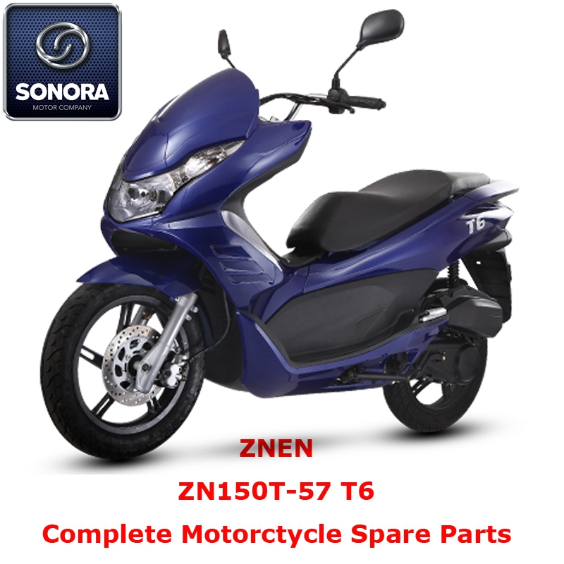 Znen ZN150T-57 T6 Complete Scooter Spare Part