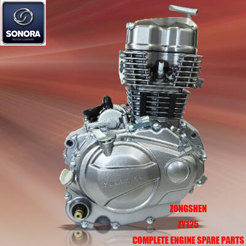 Zongshen125 Complete Engine Spare Parts Original Parts