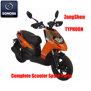Zongshen TYPHOON Complete Scooter Spare Parts Original Spare Parts