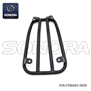 Vespa Primavera Sprint Luggage Carrier Footboard-Matt Black (P/N:ST06042-0020) Top Quality
