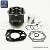 DERBI SENDA 70CC 47MM Cylinder kit LC(2005-2016) (P/N:ST04013-0025) Top Quality