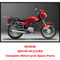 QINGQI QM150-9C II BD Complete Motorcycle Spare Parts