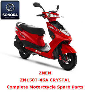 Znen ZN150T-46A CRYSTAL Complete Scooter Spare Part