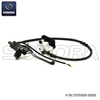 ZN50QT-30A Front brake system complete set(P/N:ST05000-0000) Top Quality