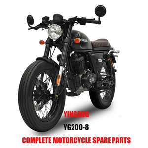 Yingang YG200-8 Engine Part Body Kit Complete Motorcycle Spare Parts Original