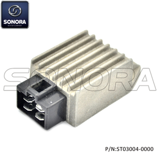 GY6-50 139QMAB half wave charging Rectifier (P/N: ST03004-0000) Top Quality