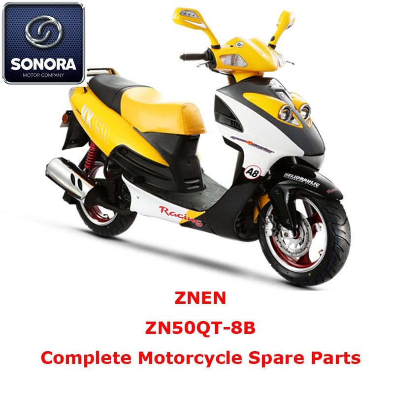 ZNEN ZN50QT-8B Complete Scooter Spare Part