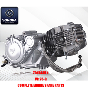 Zongshen W125-G Complete Engine Spare Parts Original Parts