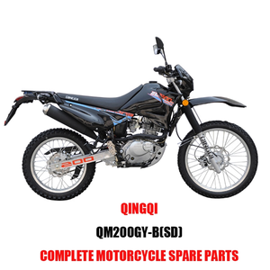 QINGQI QM200GY-B SD Engine Parts Motorcycle Body Kits Spare Parts Original