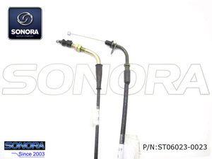 Benzhou Scooter YY50QT Throttle cable assy.(P/N:ST06023-0023) top quality