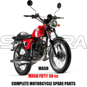 MASH FIFTY 50 CC BODY KIT ENGINE PARTS ORIGINAL SPARE PARTS