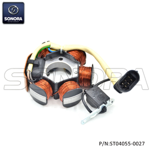 Piaggio SPORTCITY50 2T Stator Assy(P/N:ST04055-0027) top quality